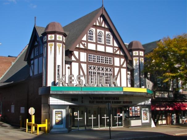 Keswick Theatre 2015