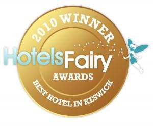 Keswick Hotels Fairy Award