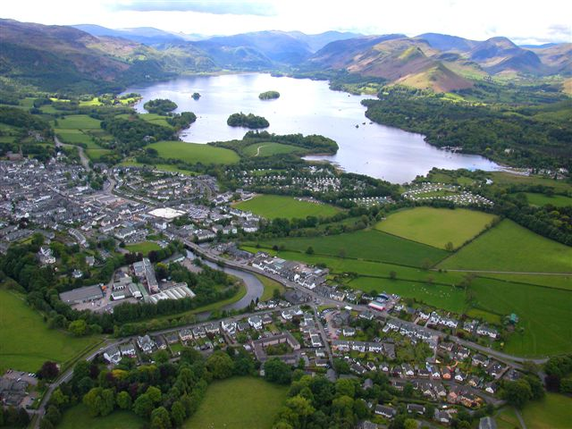 Summer Events In Keswick