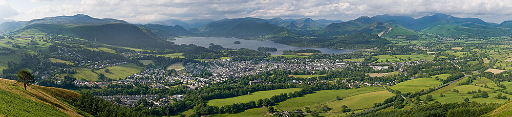 Keswick mountain festival Cumbria